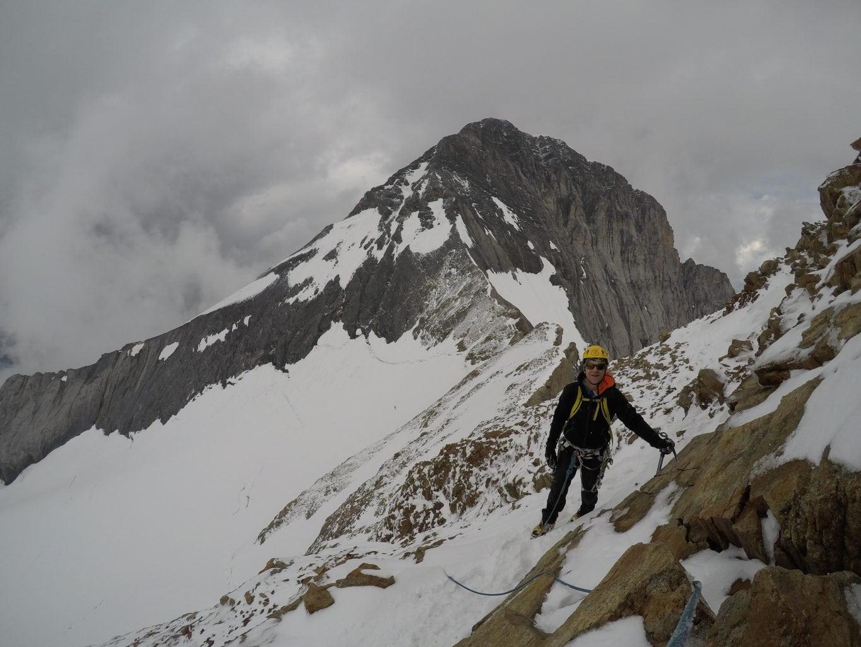 Eiger - Mittellegi Ridge