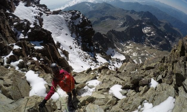 East Ridge – Monte Viso