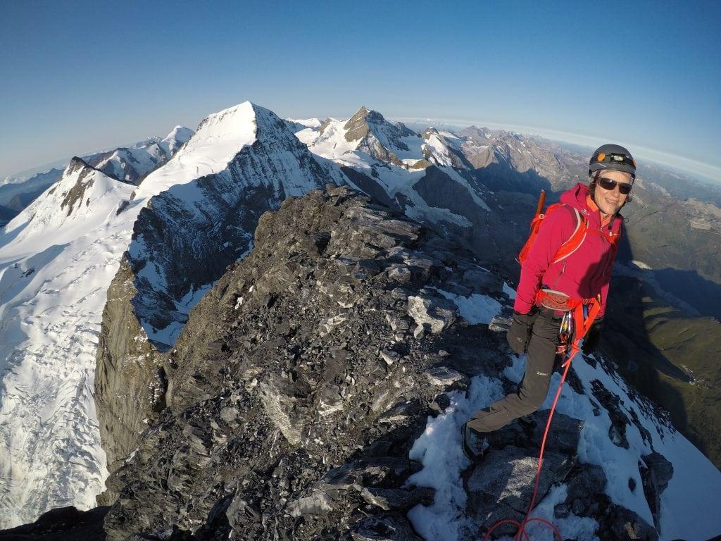 South Ridge - Eiger