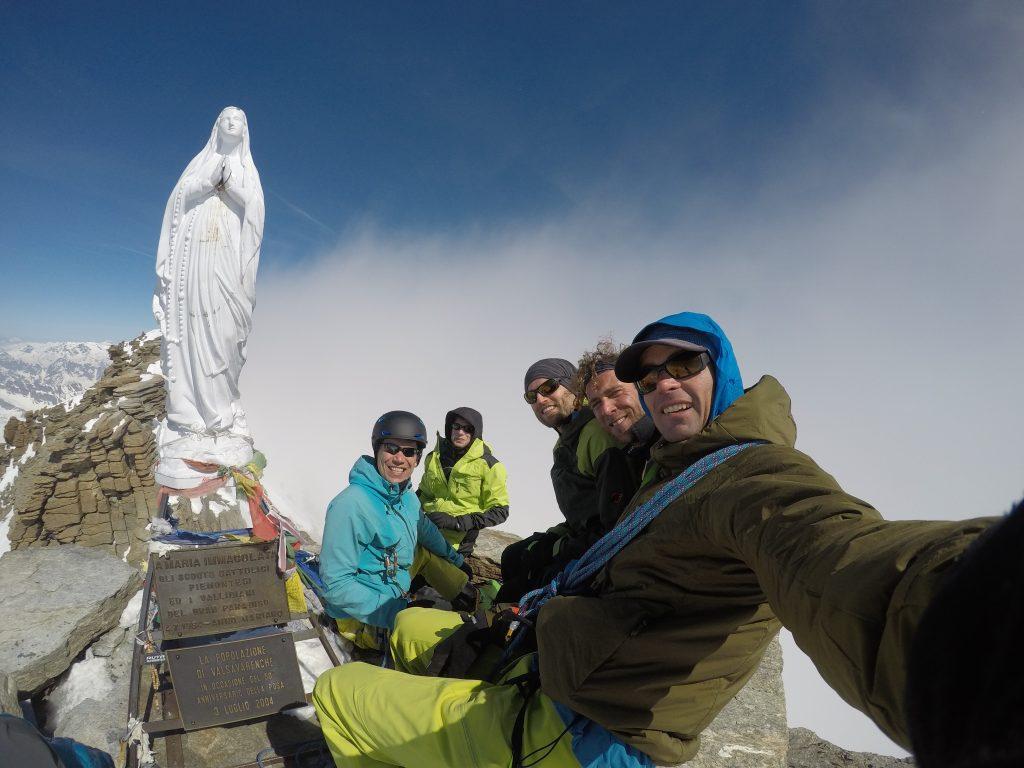 Grand Paradiso Ski Tour
