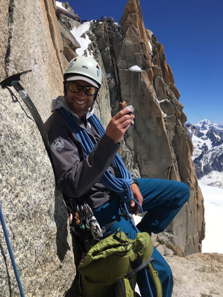 Neil Mackay Mountain Guide