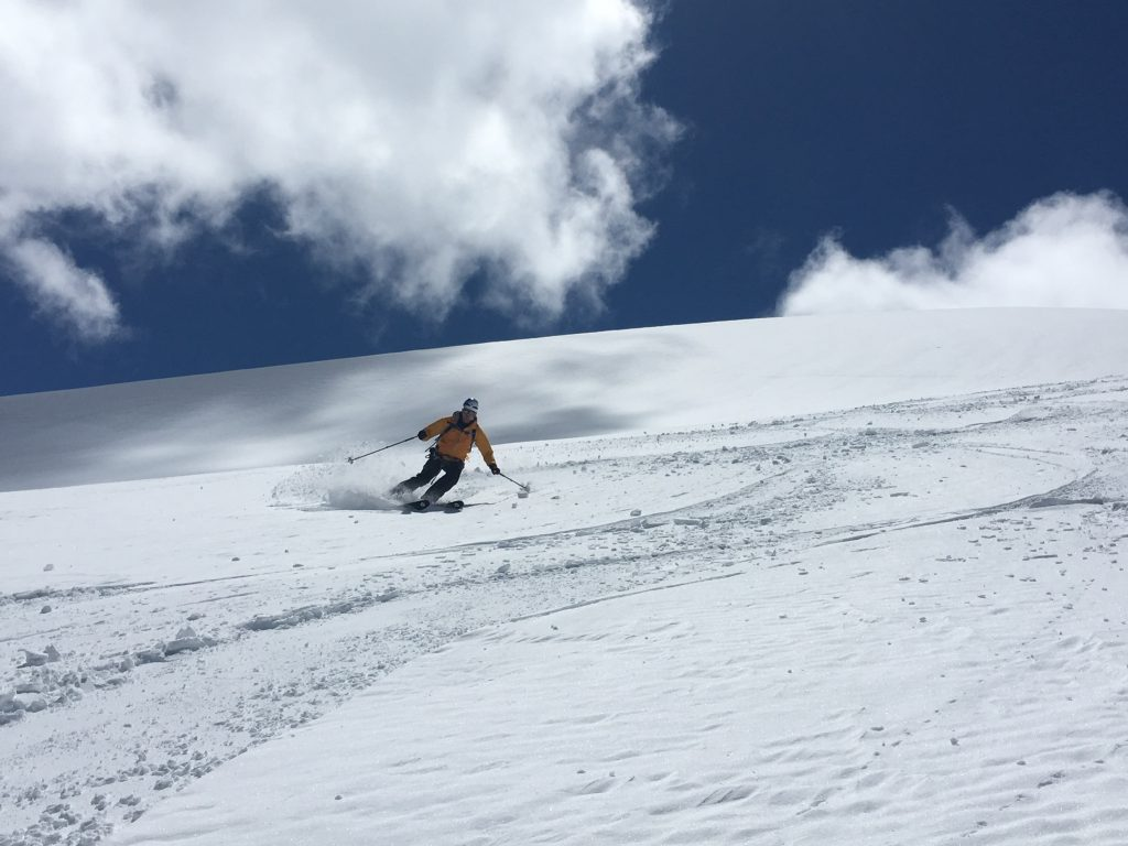 Elbrus Ski Expedition