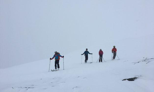 Ski Touring in Lyngen – Norway