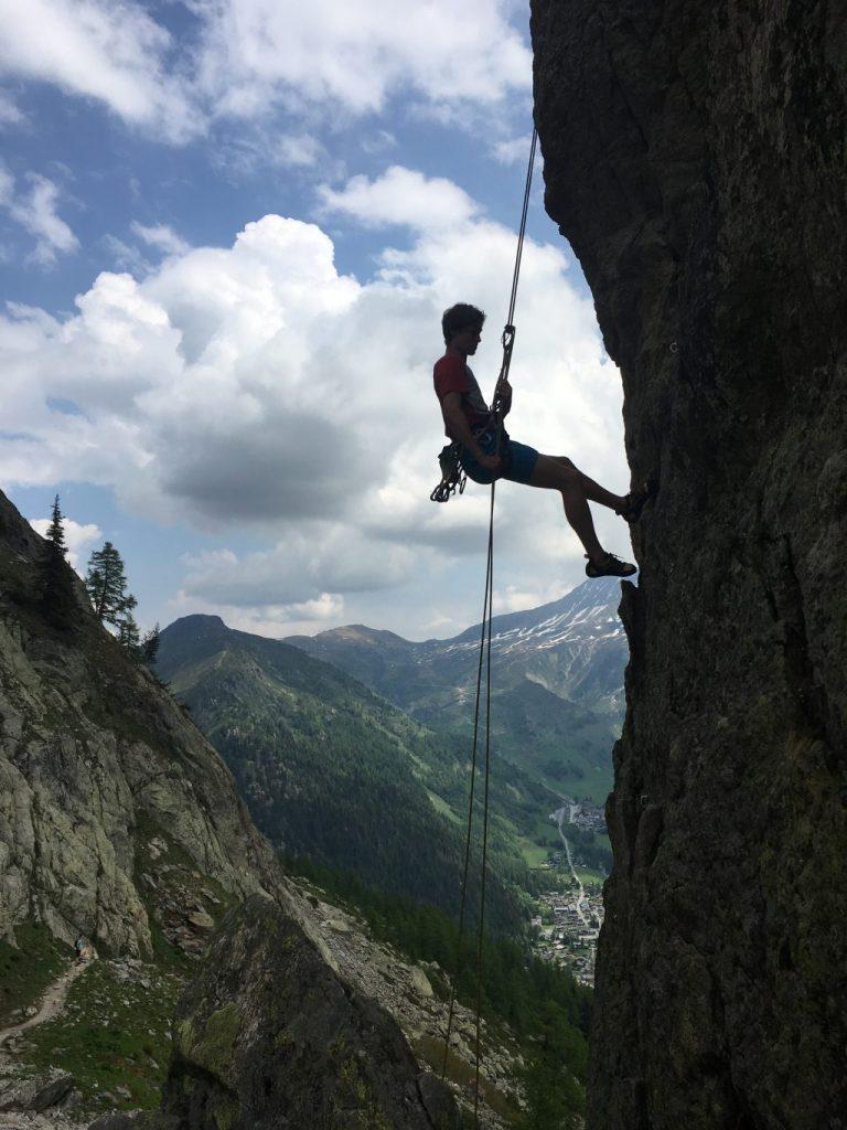 Alpine Rock Climbing Guide