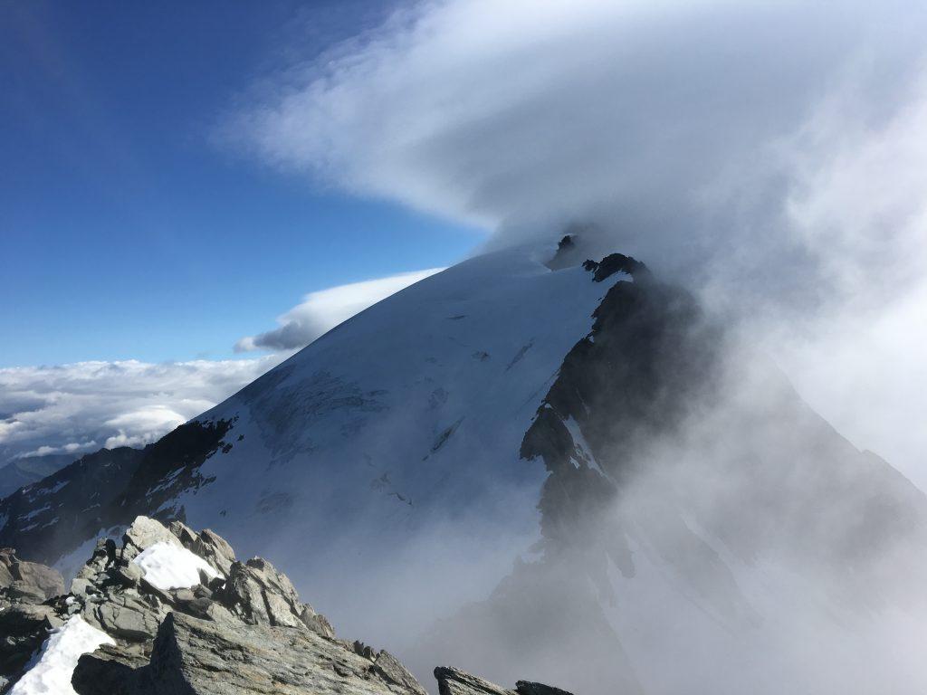 Domes du Miage Mountain Guide