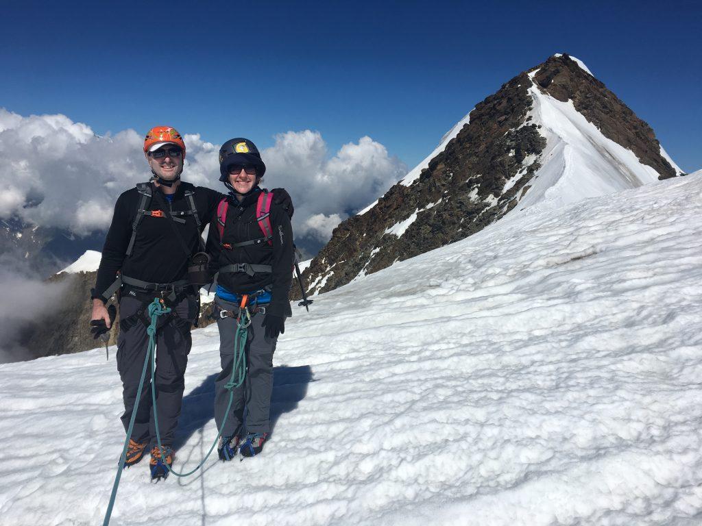 Weissmies Mountain Guide