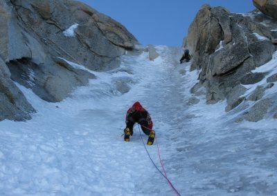 Chere Couloir – Mont Blanc du Tacul D