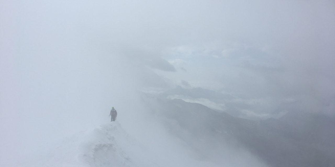 Quiet on the Matterhorn