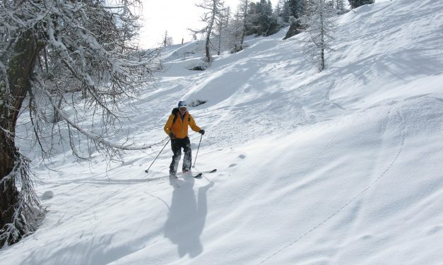 Off Piste Skiing – Grand Montet