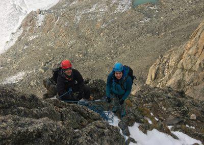Aiguille d'Orny – Chamonix