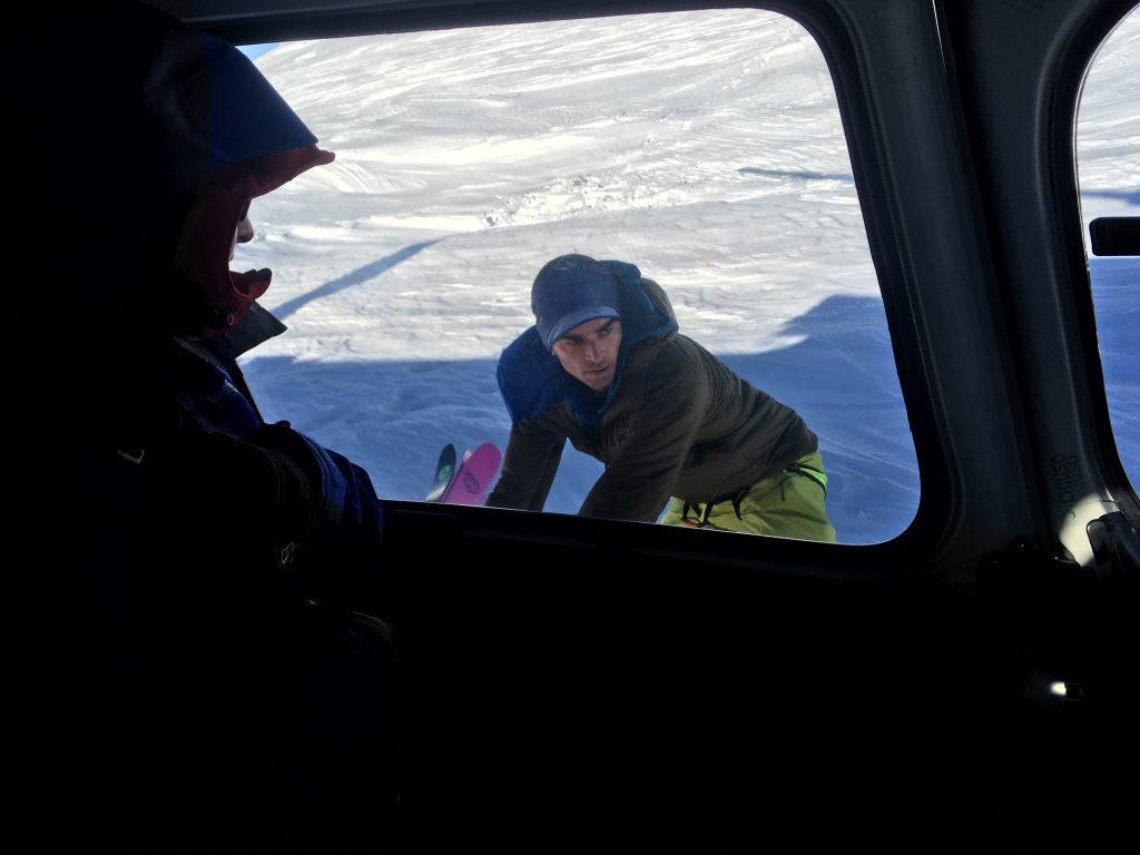 Heli Ski Mont Blanc