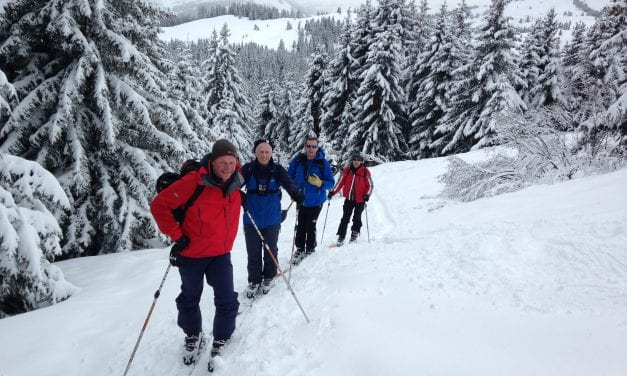Mountaineering and Ski Touring Fitness levels