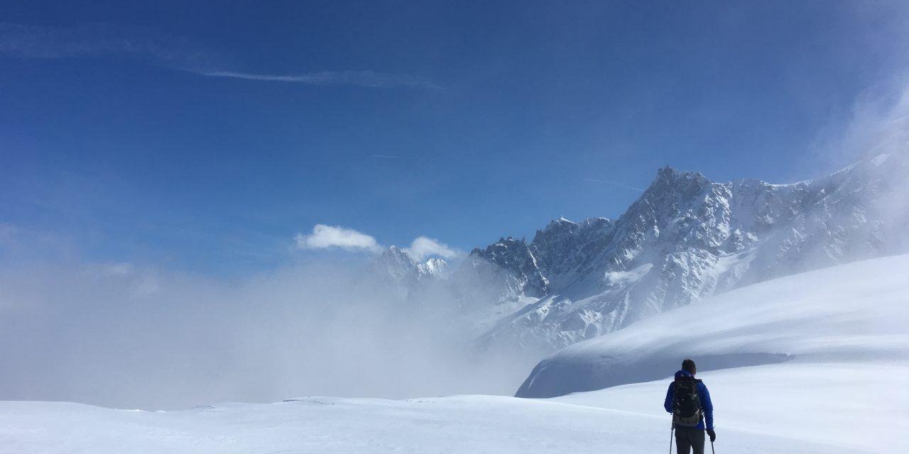 Chamonix & Courmayeur Off Piste Skiing – Video