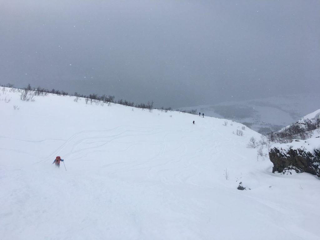 Lyngen Ski Guide