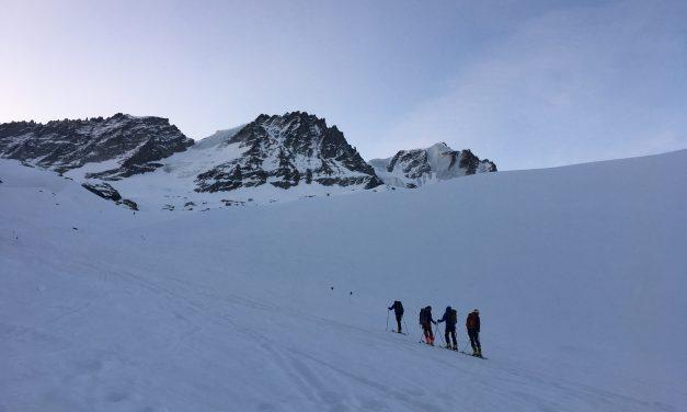 Spring Ski Mountaineering Summits
