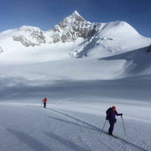 Monta Rosa Ski Tour