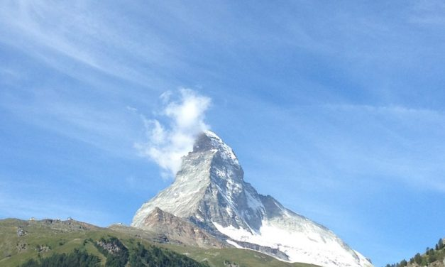 Hornli Ridge – Matterhorn AD, III-