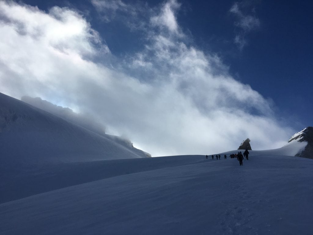 Mont Blanc Mountain Guide