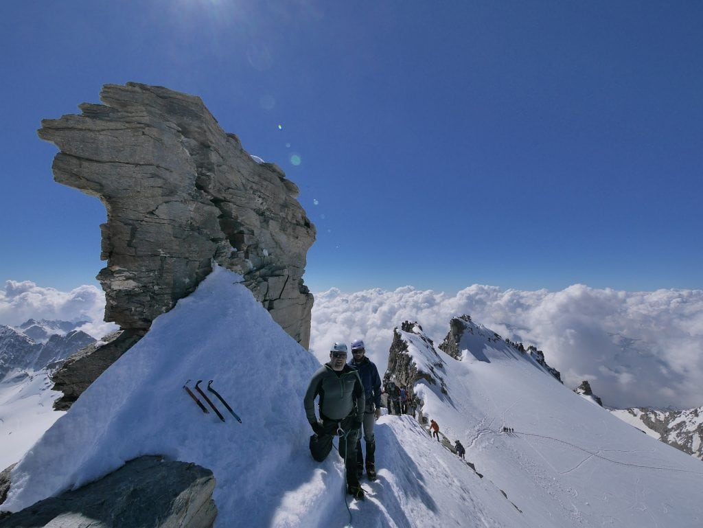 Grand Paradiso Mountain Guide