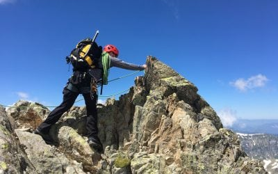 Alpine Skills Course Photo Report