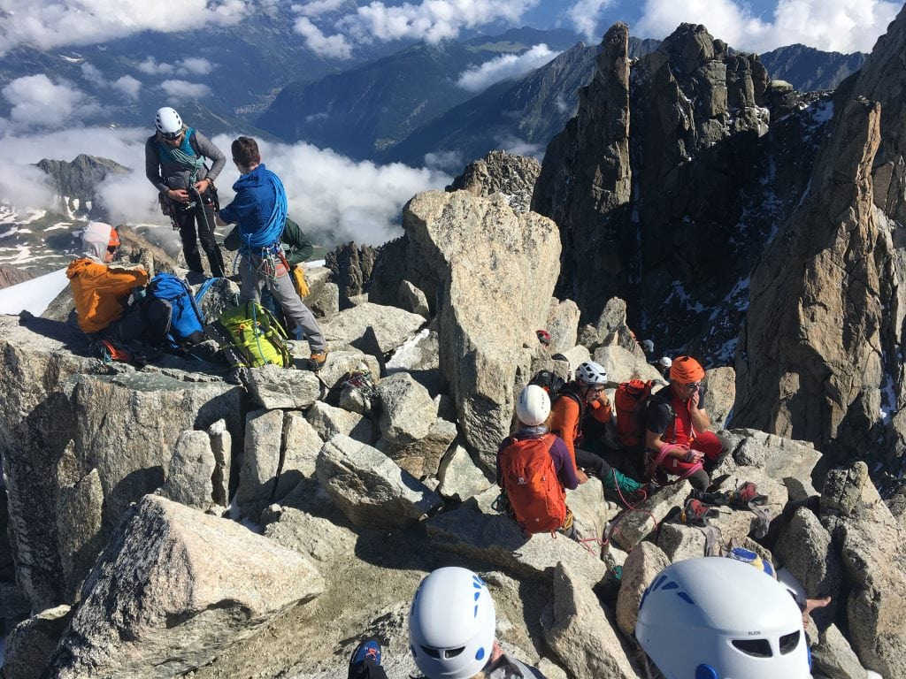 Alpine Skills Course