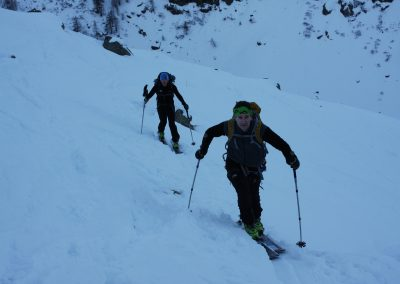 Speed Ski Touring – Grand Paradiso