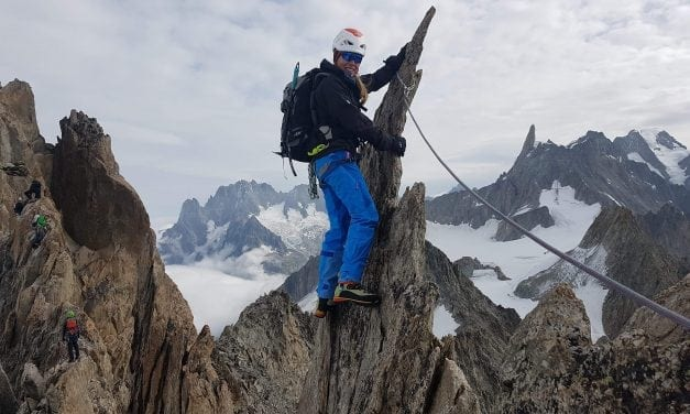 Rock Climbing & Alpinism – Chamonix conditions