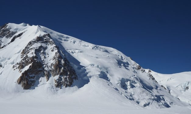 Mont Blanc – Three Monts Route AD-