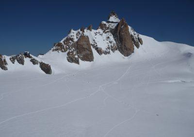 Mont Blanc - Tois Monts Route