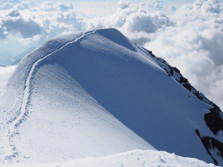 SE Ridge – Weissmies PD