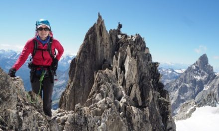Success on the Matterhorn – Hornli Ridge