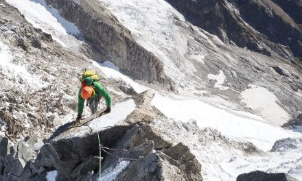 "Training for Mountaineering for the ""time crunched athlete"""