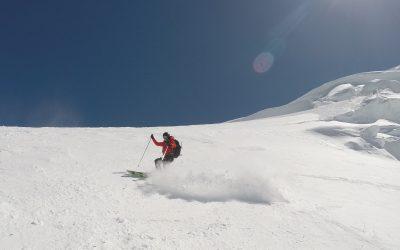 The Ski Mountaineering Season Begins