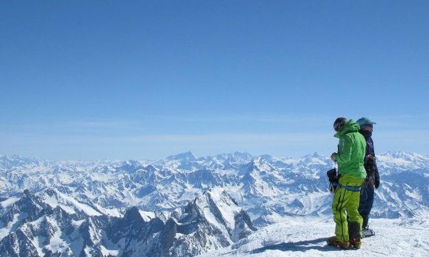 Mont Blanc – Normal (Gouter) Route PD