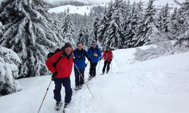 Ski Touring Equipment List