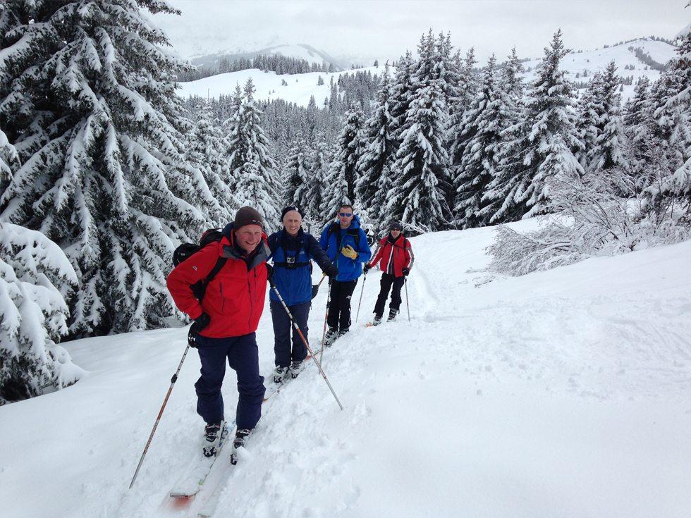 Chamonix Ski Guides